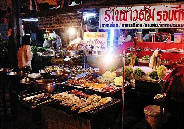 vida nocturna bangkok