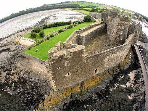 Blackness Castle escocia