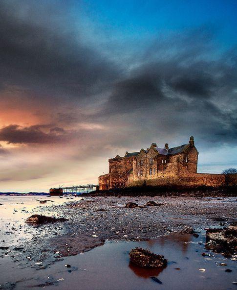 Los 10 mejores castillos de Escocia 1