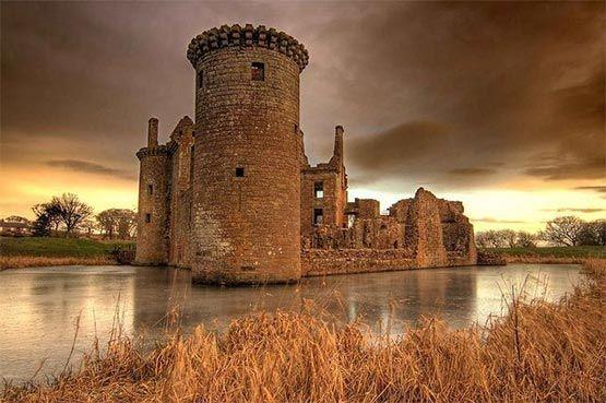 Castillo de Caerlaverock