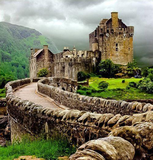Los 10 mejores castillos de Escocia 5