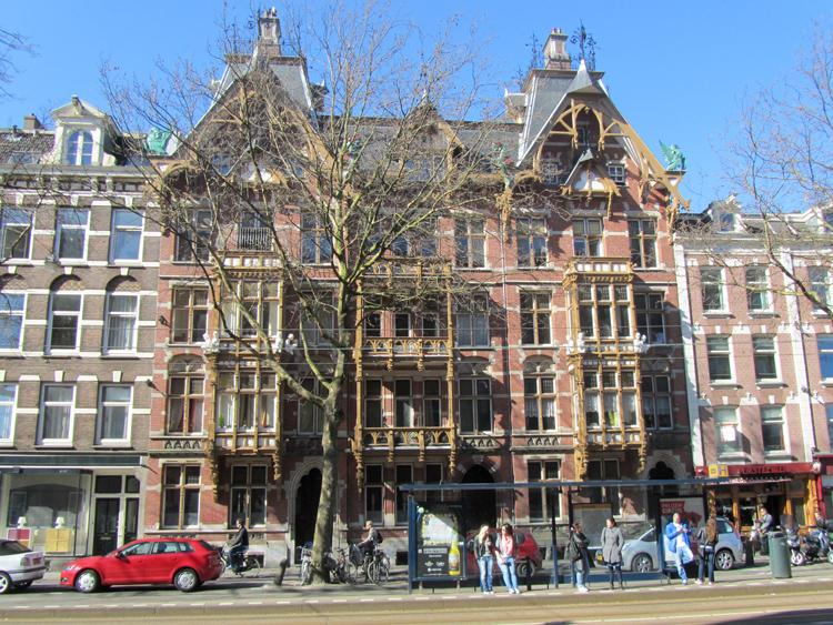 Pijp de Ámsterdam