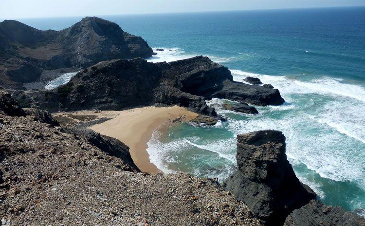 Playas del algarve: Murração