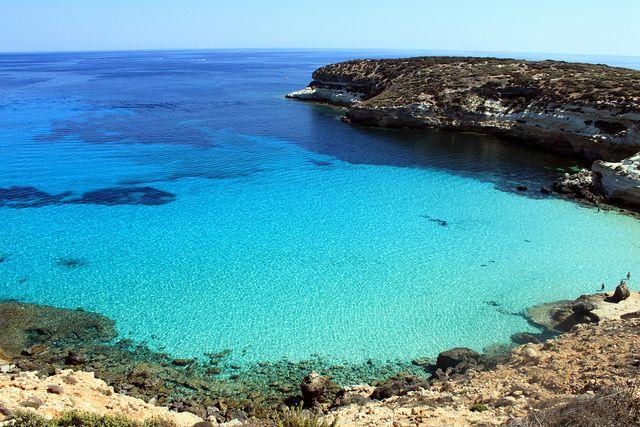 Playas de Sicilia: Spiaggia dei Conigli
