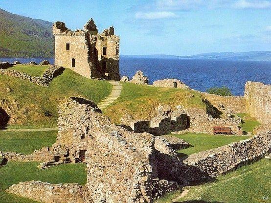 Los 10 mejores castillos de Escocia 6