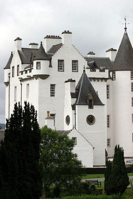 Los 10 mejores castillos de Escocia 4