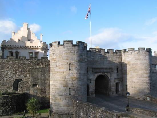 Los 10 mejores castillos de Escocia 3