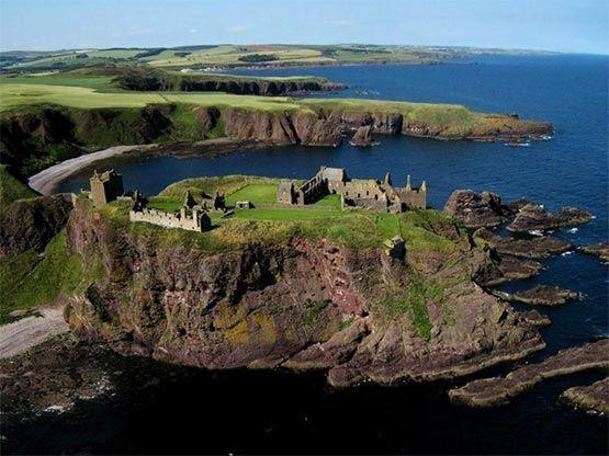 castillo dunnotar