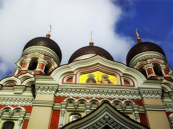 Catedral de San Alejandro Nevski