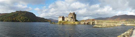 mejores castillos de escocia