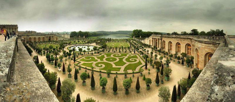 hotel en el Palacio de Versailles