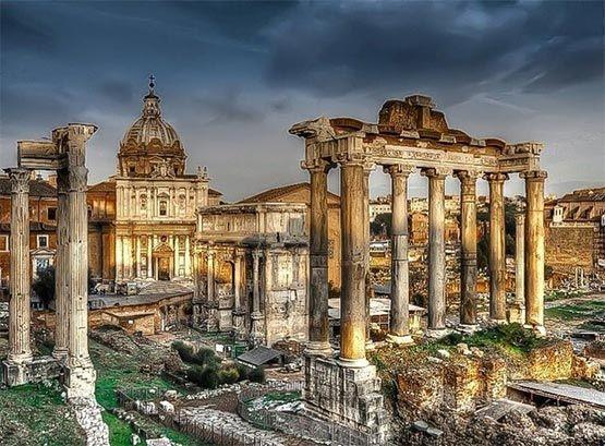 que ver en roma fori imperiali