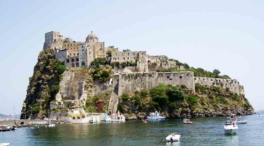 que-ver-ischia-castello