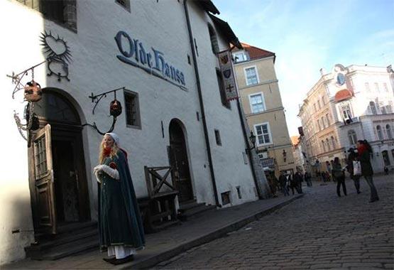 Restaurante Olde Hansa