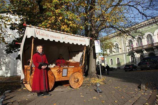 Tallin medieval