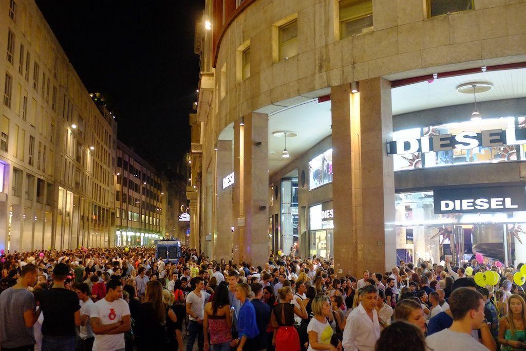 Corso Vittorio Emanuele Milan