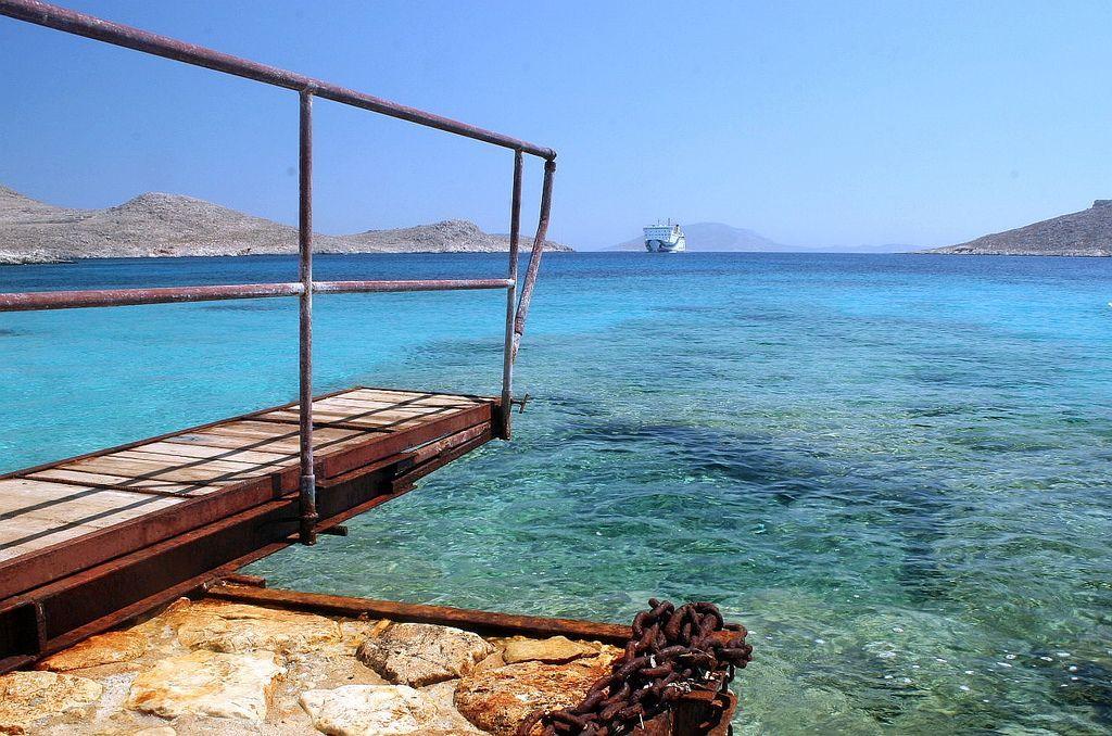 3 islas solitarias de Grecia 4