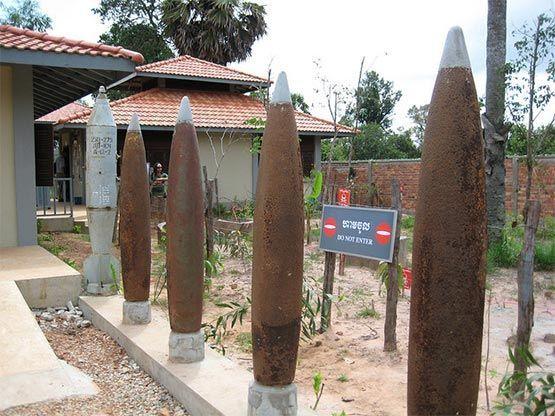 Landmine Museum Camboya