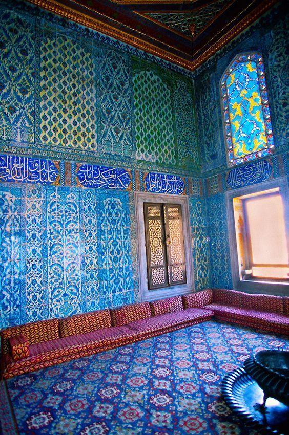 palacio topkapi harem