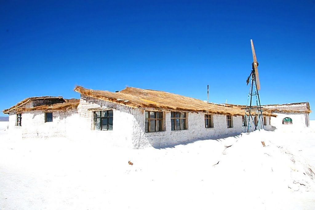 Hotel Playa Blanca Uyuni