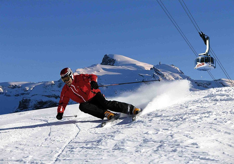Esqui en Suiza
