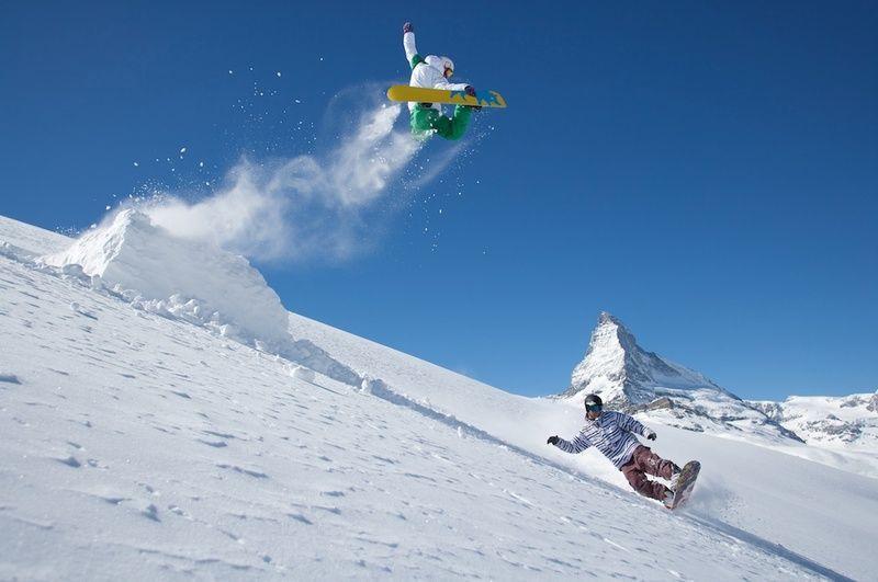 Esqui en Suiza - Zermatt