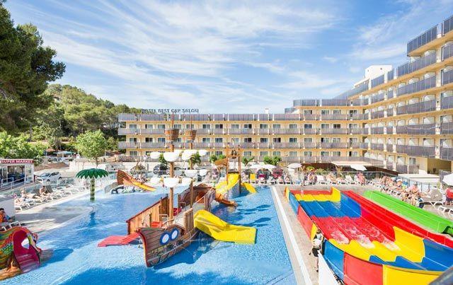 20 hoteles divertidos para niños 7