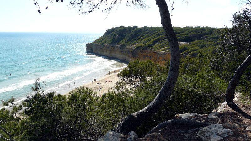 Las 10 mejores playas nudistas de Tarragona 1