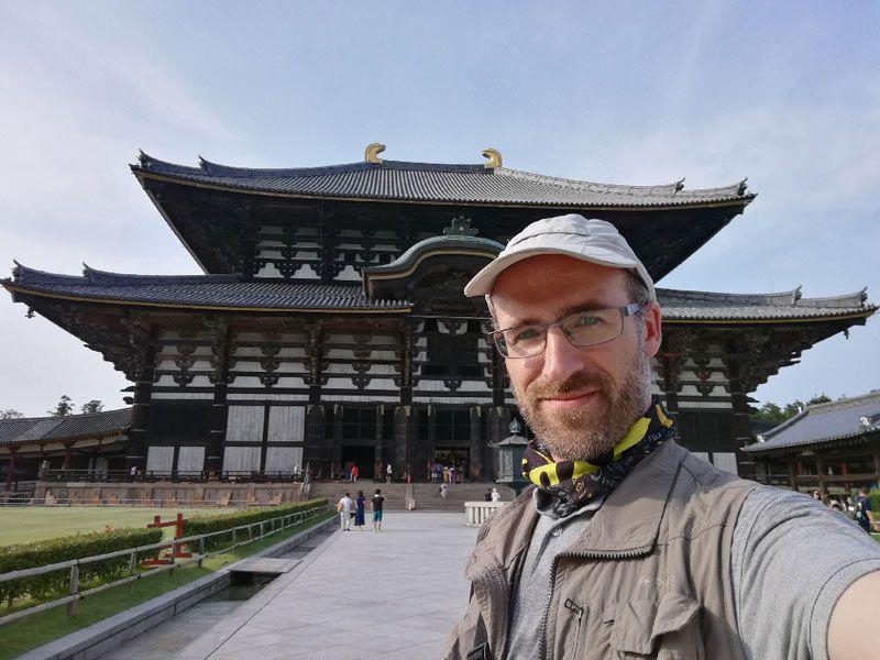 templo todaiji en Japón