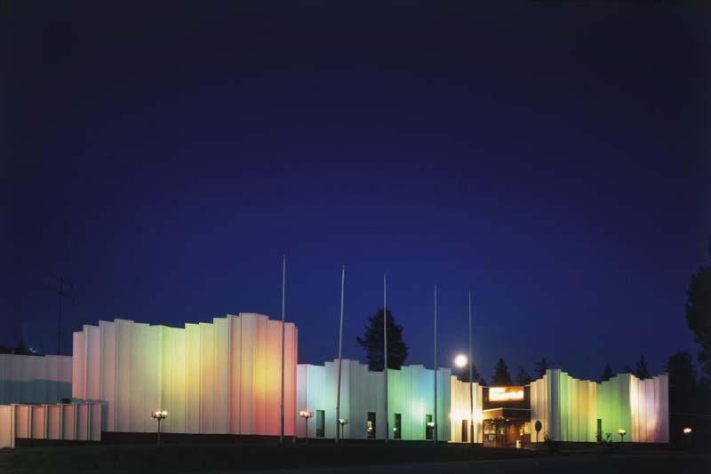 Hoteles en Finlandia para ver auroras boreales - Hotel Holiday Club Salla