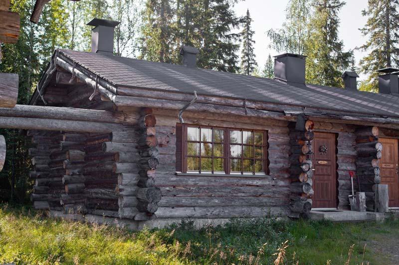 Hoteles en Finlandia para ver auroras boreales - Hotel Lapland Luostotuturi