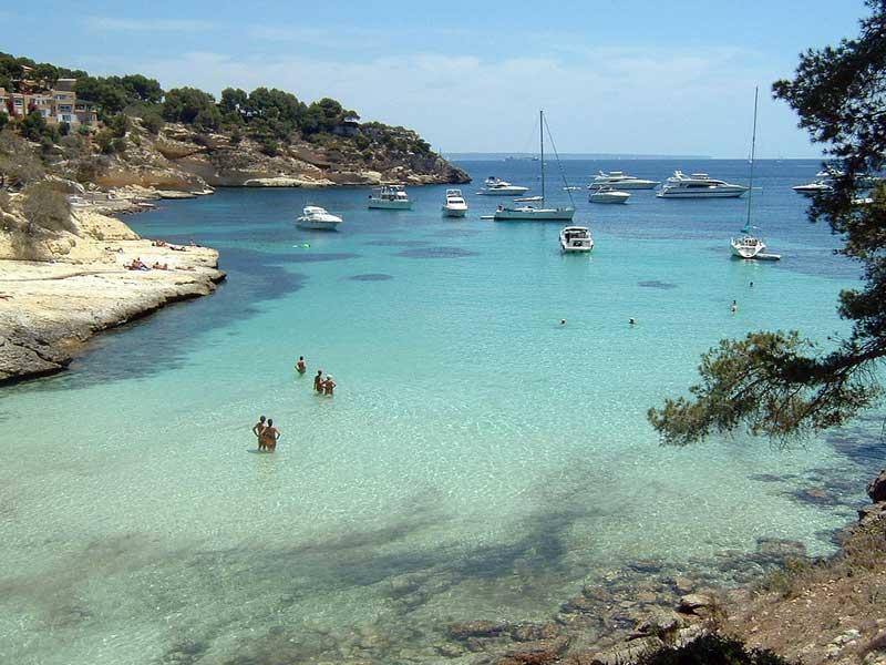 playas de Mallorca nudistas