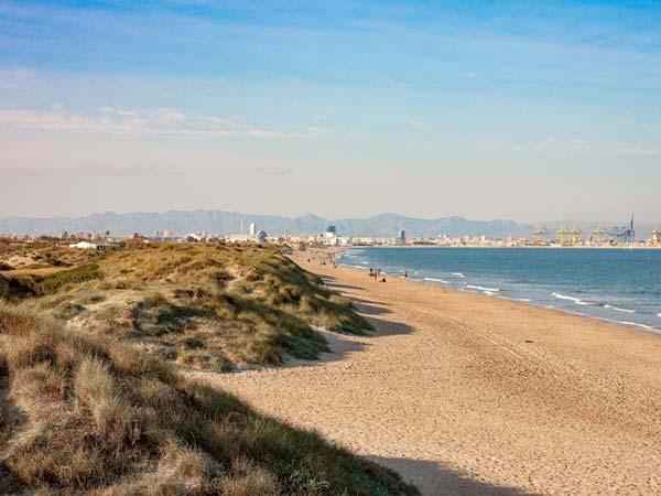 Playa de L'Ahuir