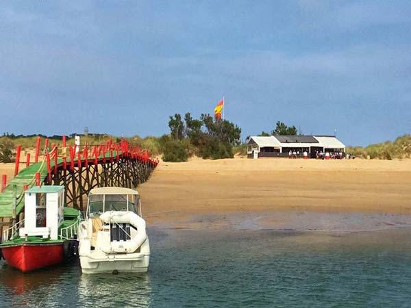 Playa el Puntal
