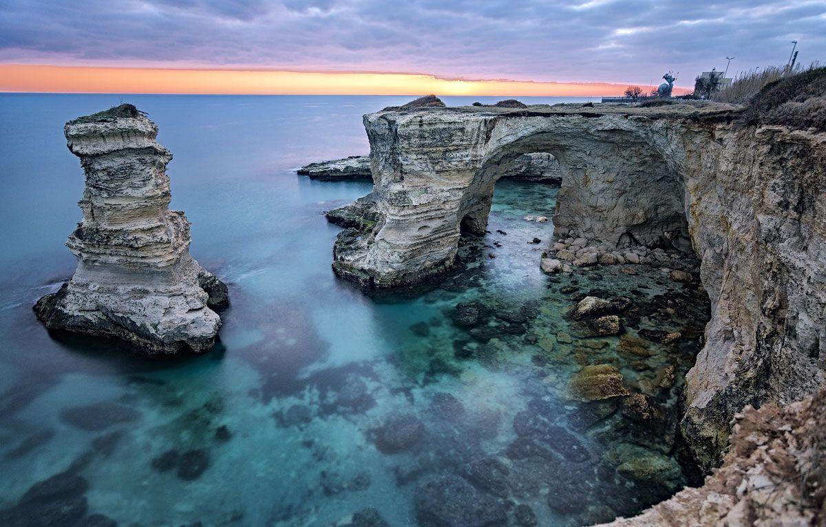 Las 15 mejores playas Puglia 4