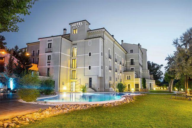 Alhama de Aragon Hotel Balneario