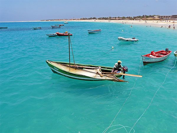 Dónde viajar en diciembre que haga calor Cabo Verde