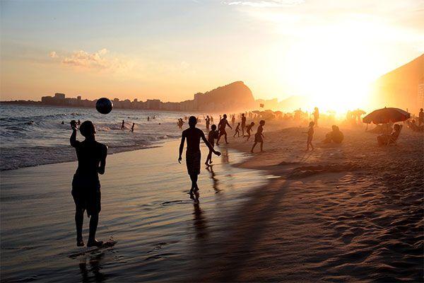 Copacabvana Rio de Janeiro