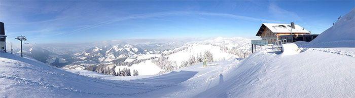 esquiar en verano en cerro catedral bariloche