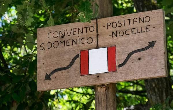 ruta de los dioses italia