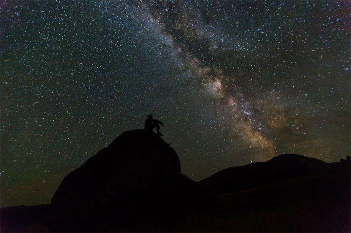 ver las estrellas en el desierto de atacama