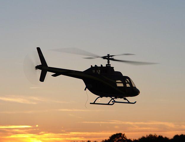vuelo helicoptero barcelona