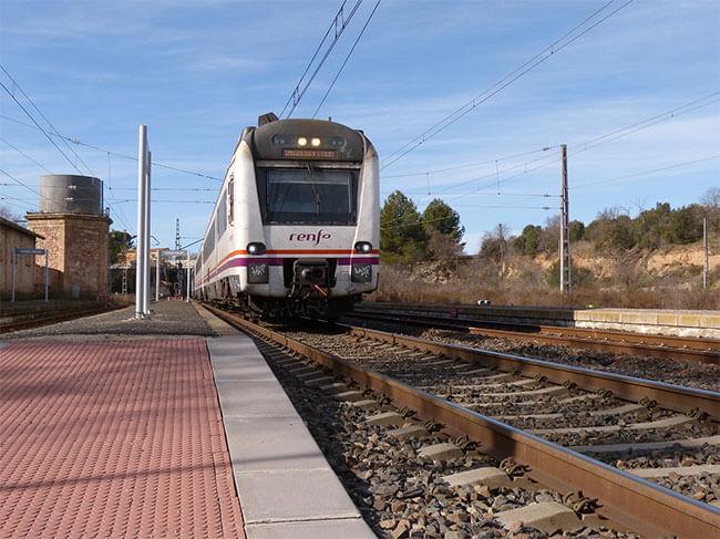 Cómo llegar a Montserrat en tren