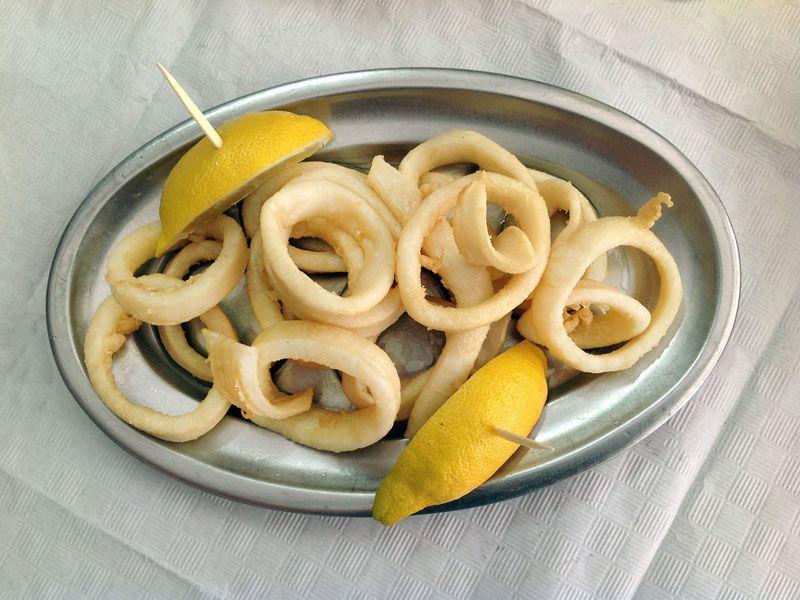 que comer en roquetas de mar
