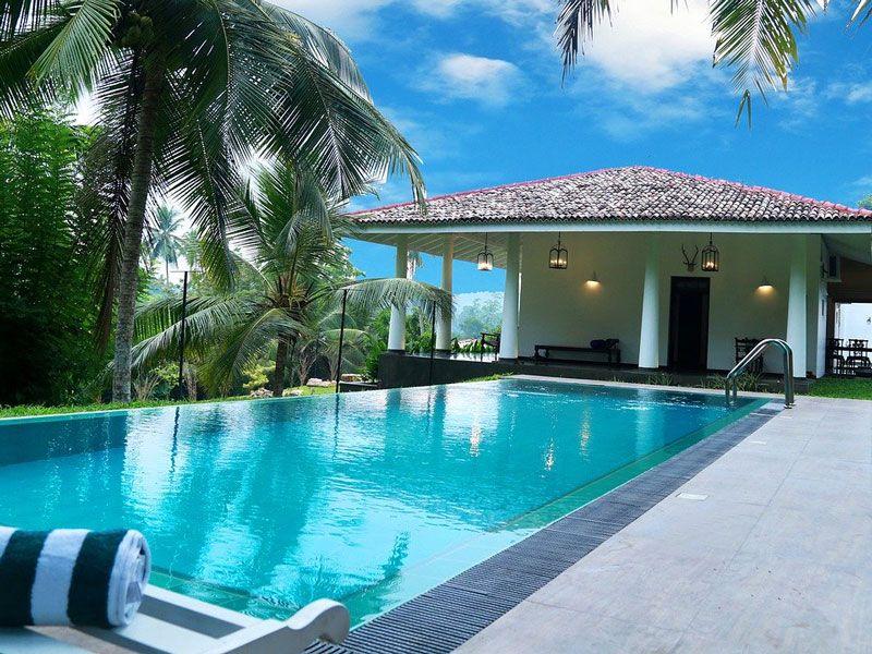 hoteles con piscina en la habitación