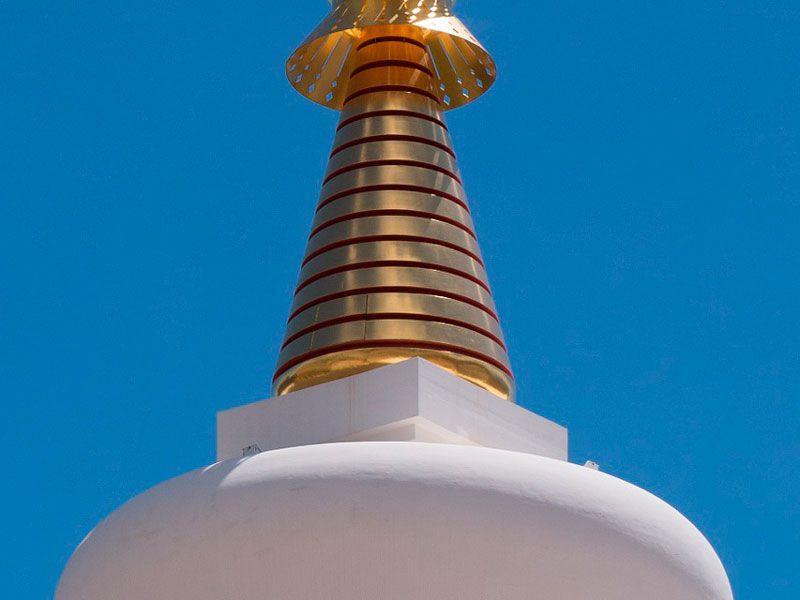 Templo budista que ver en Benalmádena