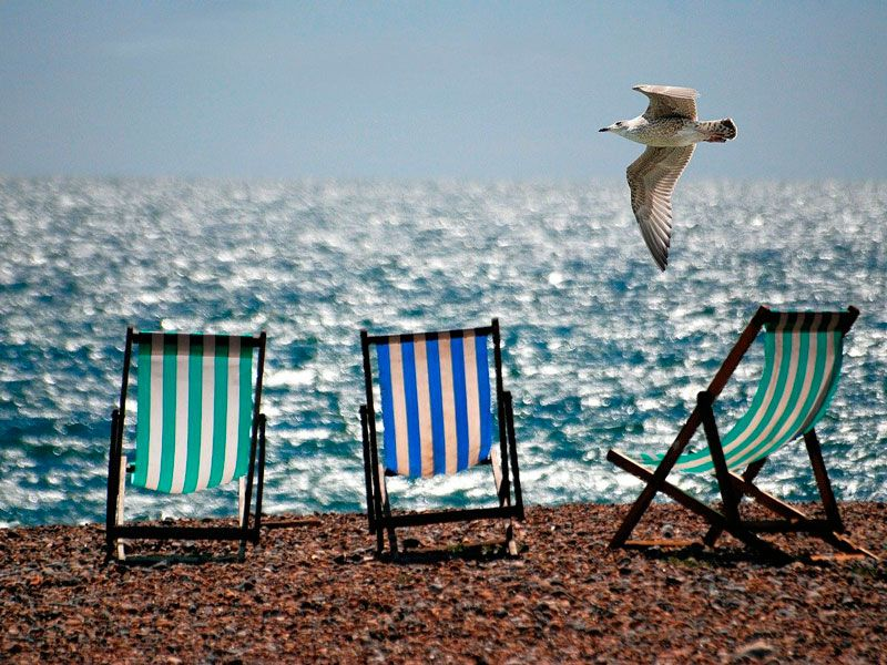 podremos ir a la playa