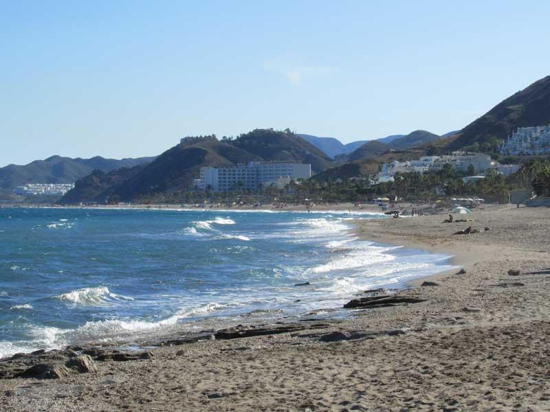 playas de mojácar que ver