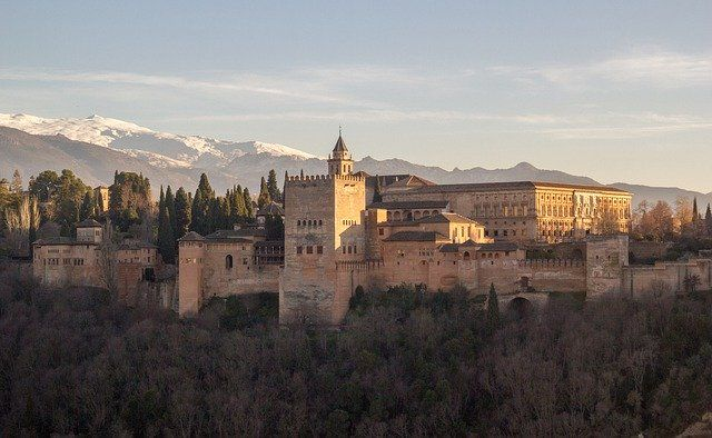 hoteles para mayores de 55 años en Andalucía