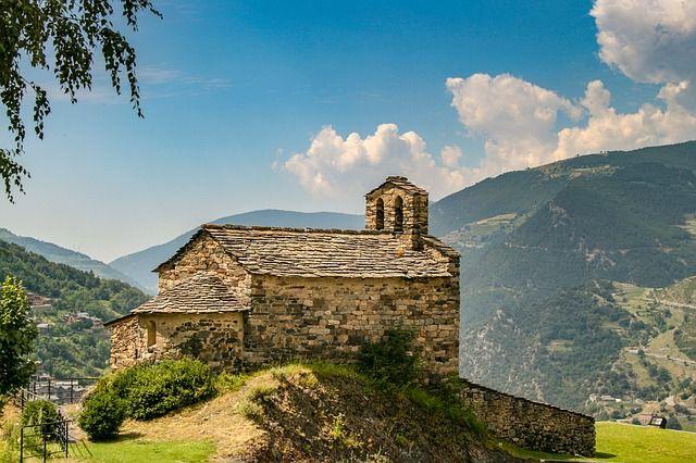 hoteles para mayores de 55 años en Andorra